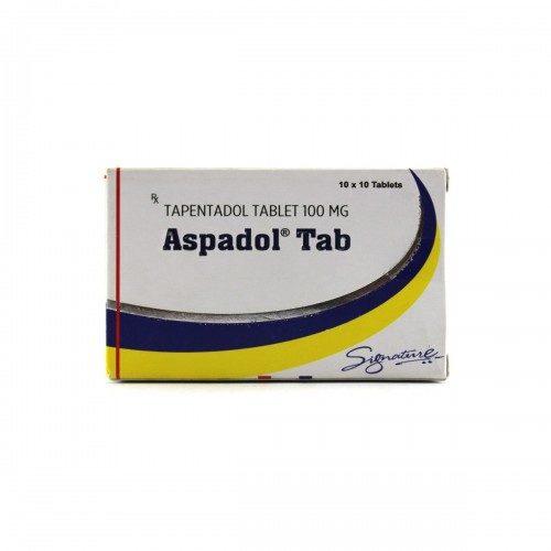 Aspadol-100mg-tablets